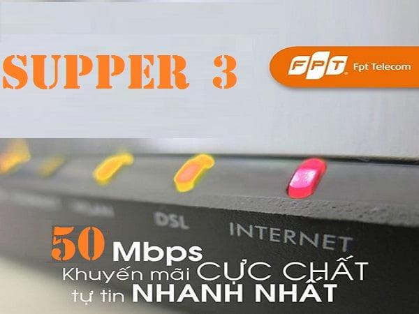 Combo Truyền hình FPT và Internet Supper 50 Mbps - 330.000 ...